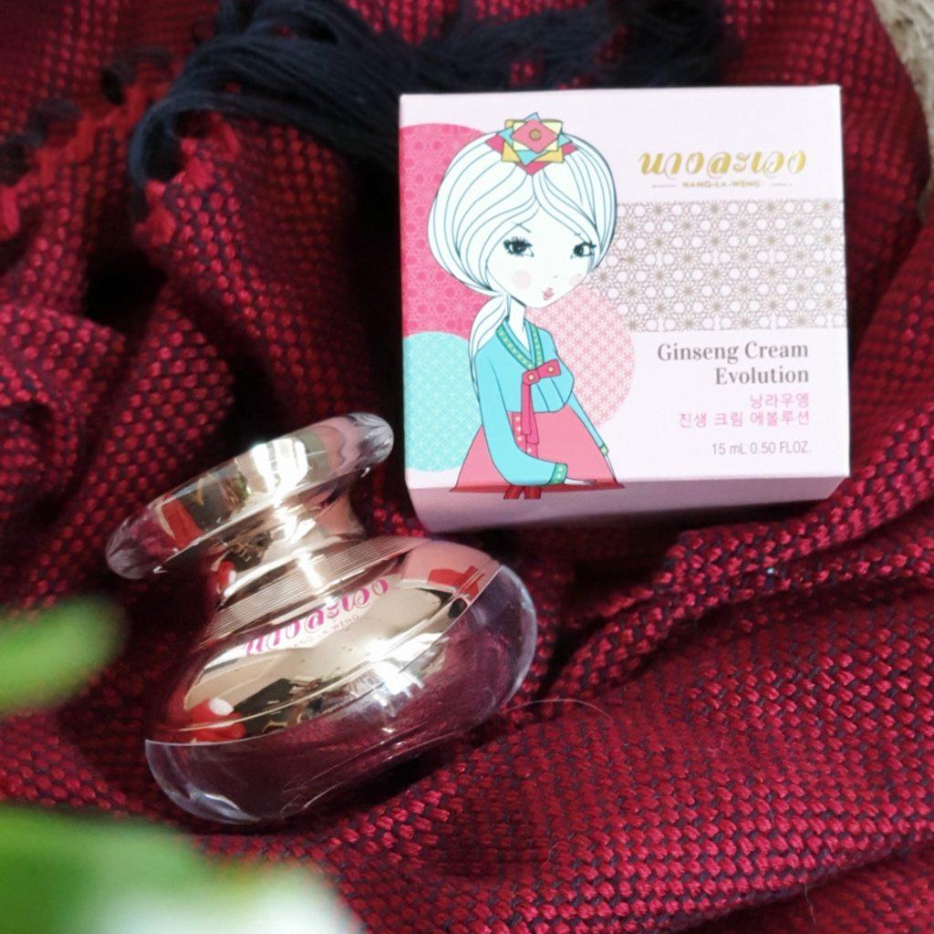 ครีมโสมเกาหลี Ginseng Evolution Cream